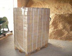 Брикеты Руф (Нижегородский лес) от 20 тонн